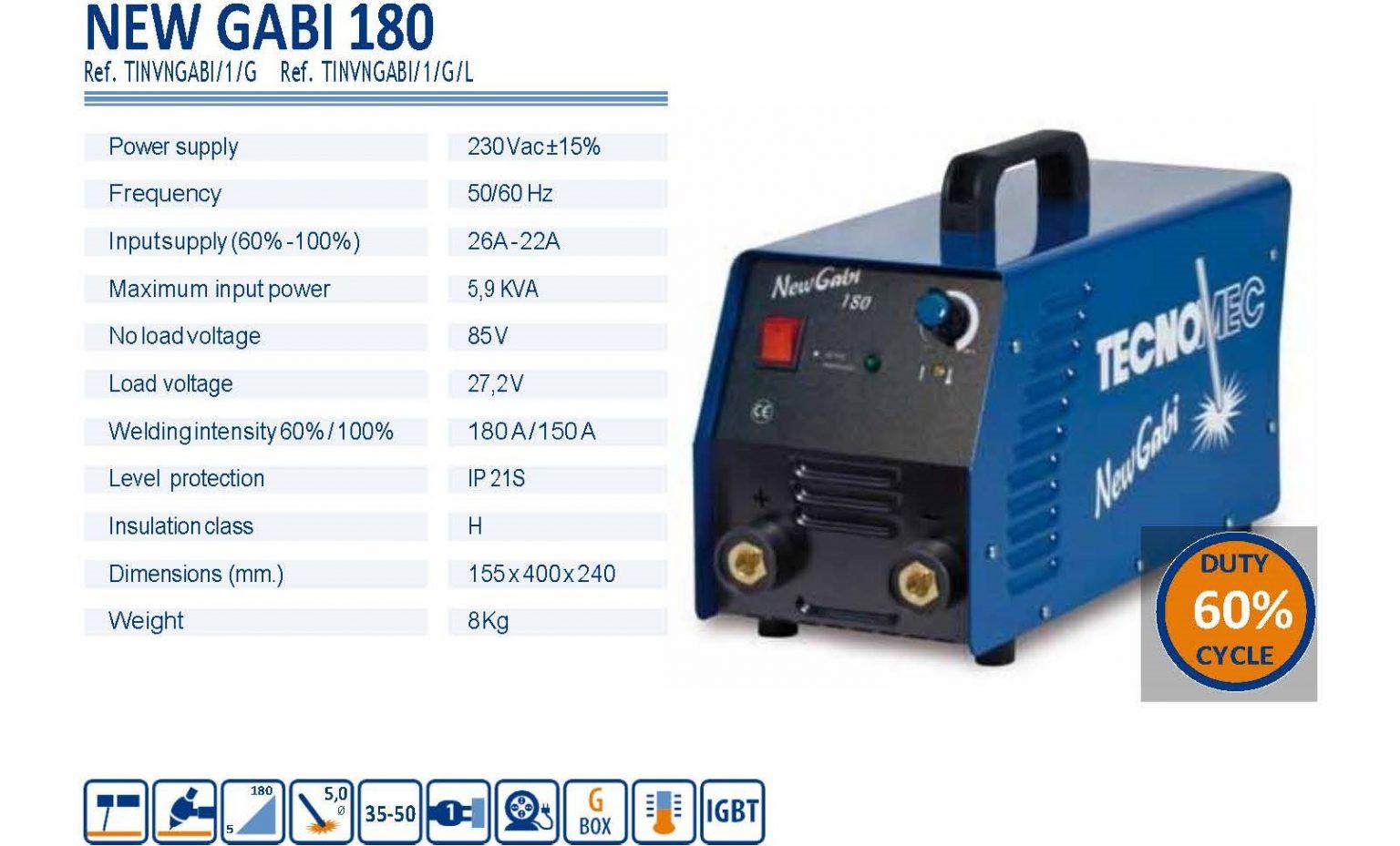 New Gabi 180
